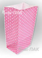 """Пакет для подарков """"Розовый"""" 190х95х65"""