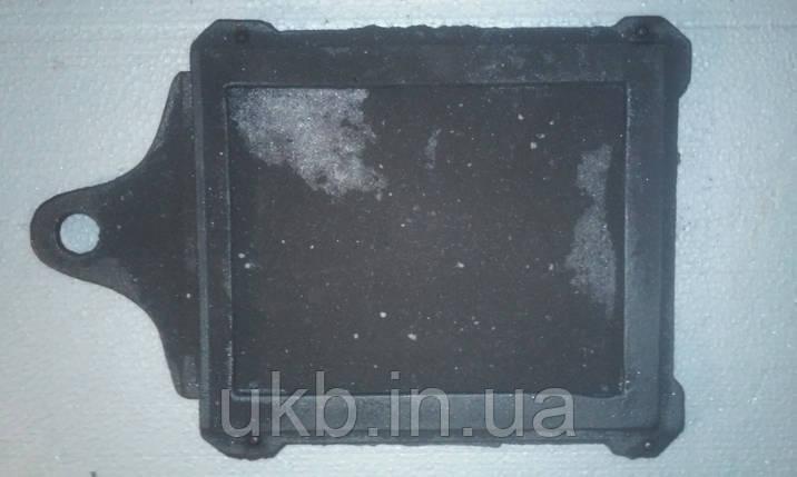 Заслінка димаря чавунна 260*290 мм / Засувка димаря чавунна 206*290 мм, фото 2