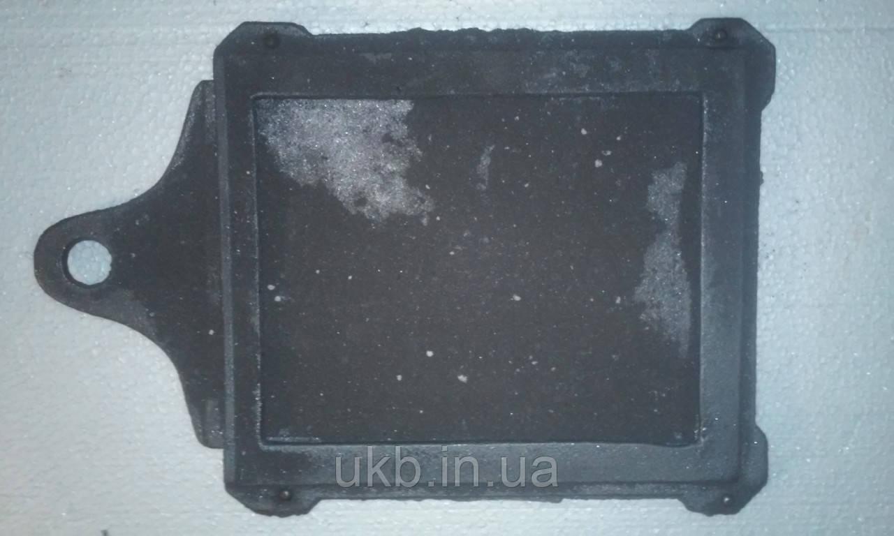 Заслінка димаря чавунна 260*290 мм / Засувка димаря чавунна 206*290 мм