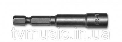 Головка для шуруповерта магнитная Technics М10, 65 мм