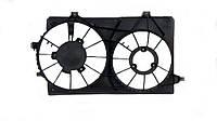 Диффузор кондиционера ВАЗ-2170, 2171, 2172 двойной голый
