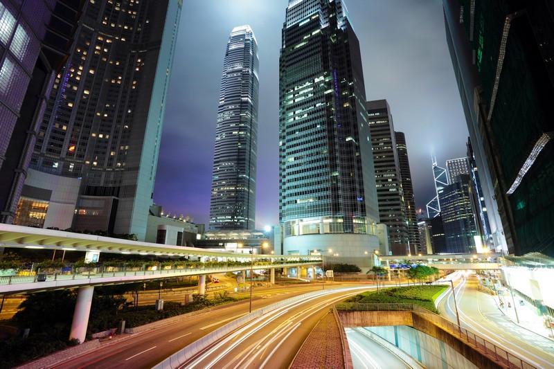 Фотообои Жизнь в большом городе