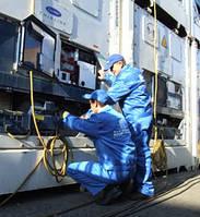 Ремонт рефконтейнеров Переоборудование модернизация морских рефрижераторных контейнеров для заморозки товаров…