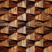 3D фотообои: Деревянные текстуры