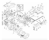 Запасні частини до пальника Riello RS 300-400-500M BLU