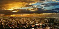 Фотообои Красивая панорама