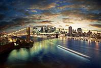 Фотообои Вечерний мост