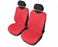 Майки на сиденья Kegel передние красные (2шт/комп)