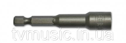 Головка для шуруповерта магнитная Berg М8, 65 мм