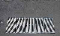 Решетка гриль чугунная 365*180 мм (3,1кг)