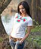 Женская вышиванка футболка, фото 4