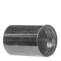 Муфта обжимная для фторопластовых рукавов PTFE Ду 10 (3/8'')