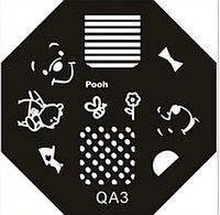 Диск для стемпинга (восьмигранник) QA-3