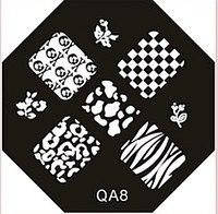 Диск для стемпинга (восьмигранник) QA-8
