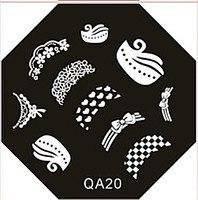Диск для стемпинга (восьмигранник) QA-20
