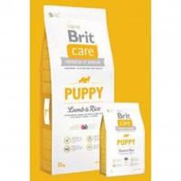 Brit Care Puppy All Breed Lamb & Rice Корм для щенков всех пород с ягненком и рисом 12 кг