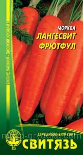 Лангесвит фрютфу 20г (сп) морква СВ