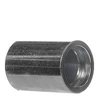 Муфта обжимная для фторопластовых рукавов PTFE Ду 12 (1/2'')