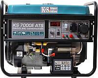Бензиновый генератор KÖNNER & SÖNNEN KS 7000 E-3 ATS (Германия)