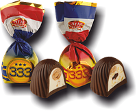Шоколадные конфеты Атаг 333  кондитерская фабрика Атаг