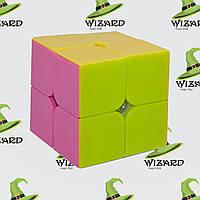 Кубик рубика 2х2 Да Ян без наклеек