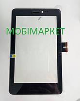 Сенсор (тачскрін) для планшета Asus ME175/ME175CG/K00S/K00Z чорний, фото 2
