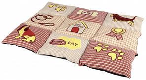 Trixie TX-37063 Patchwork Blanket лежак для собак 80 × 55 cm