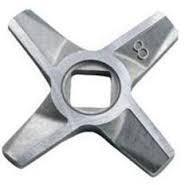 Двухсторонний нож  для мясорубки Zelmer №8 632543