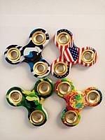 Вертушка-антистресс 3D рисунок Fidget Spinner
