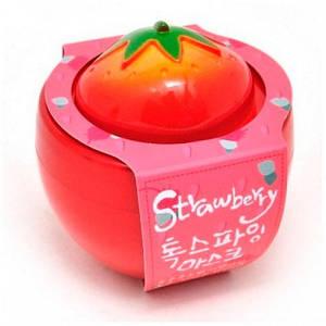 Маска-скраб клубничная для очищения пор BAVIPHAT Urban Dollkiss New Tree Strawberry All-In-One Pore, 100 гр