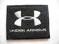 Нашивка Under Armour (с лого)