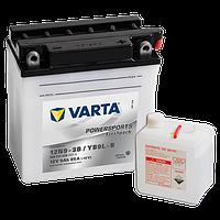 Аккумулятор мото Varta Funstart 12N9-3B   YB9L-B