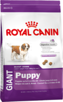 Сухой корм для щенков гигантских пород (более 45 кг) до 8 месяцев Royal Canin Giant Puppy 15 кг.