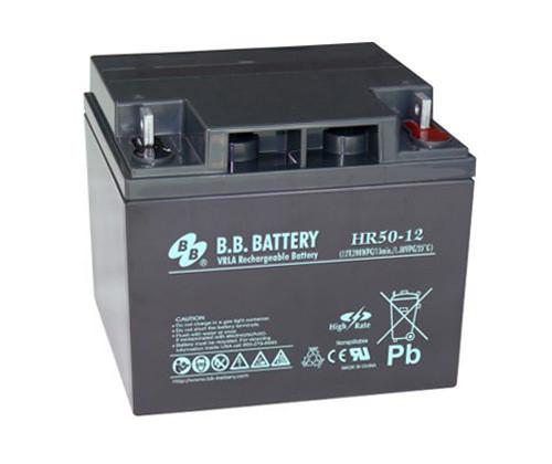 Аккумуляторная батарея B.B. Battery HR 50-12