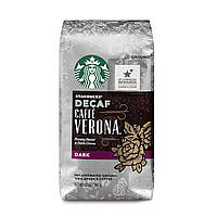 Молотый кофе Starbucks Decaf Verona 340 г.
