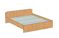 Двухспальная кровать 1,9*1,4 ЭКОНОМ под заказ в Мелитополе
