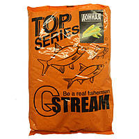 "Прикормка для ловли рыбы ""G.Stream"" донная (кукуруза) 1 кг"