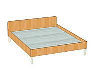 Двухспальная кровать на МЕТАЛЛИЧЕСКОМ каркасе 1,9*1,6 под заказ в Мелитополе