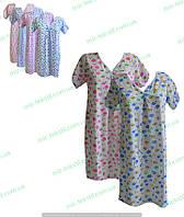 """Женская ночная рубашка """"Катюша"""" х/б"""