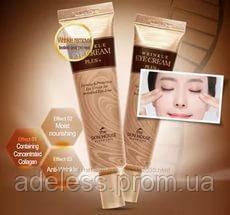 Антивозрастной улиточный крем для век The Skin House Wrinkle Eye Plus