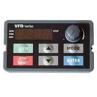Пульт для преобразователей частоты серии VFD-E