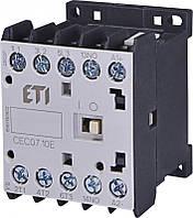 Контактор малогабаритный ETI, CEC,