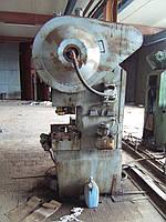 Пресс кривошипный усилием 25т, мод. КД 2124К