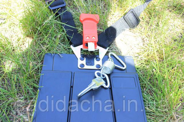 ремень рюкзак для бензокосы