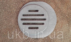Колосник круглый, чугунный 280 мм, фото 2