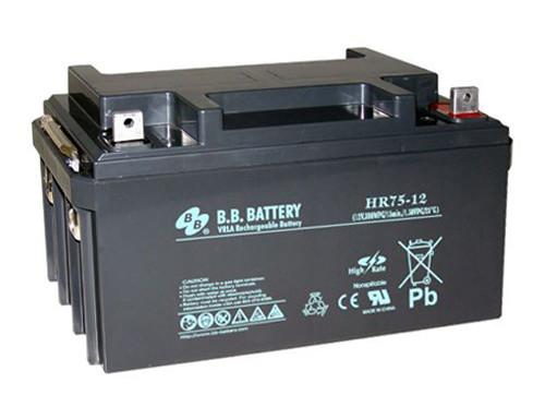 Аккумуляторная батарея B.B. Battery HR 75-12 (12V, 75 Ah)