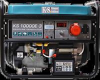 Бензиновый генератор KÖNNER & SÖNNEN KS 10000 Е-3 (Германия)