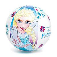 """Пляжный надувной мяч Intex 58021 """"Холодное сердце"""", 51 см"""