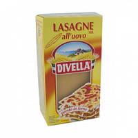 Лазанья Divella Uovo 108 Lasagne 500 г.