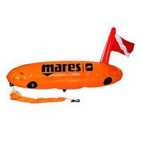 Буй подводная охота и дайвинг  Mares Torpedo марес торпедо